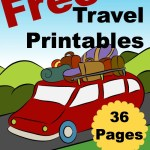 *HOT* FREE 36 Pages of Travel Activities, Coloring Pages and More for Kids