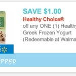 *HOT* FREE Box of Healthy Choice Frozen Yogurt!