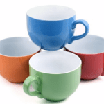 Amazon: Set of 4 Jumbo Wide-mouth Soup & Cereal Ceramic Mugs Only $8.95 (Reg. $39.99)!