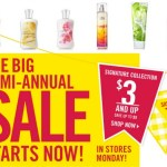 *HOT* Bath & Body Works Semi-Annual Sale 70% Off, $3 Items and More + Promo Code Round-Up