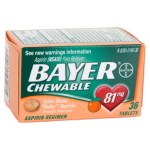 *HOT* 3 FREE Bayer Aspirins + $2 Moneymaker at Rite Aid!