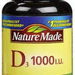 Target: Nature Made Vitamin D Only $1.39