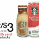 Starbucks Refreshers Only $0.50 at Walgreens (Beginning 6/8)!