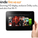 Amazon: Certified Refurbished Kindle Fire HD 8.9″ Only $139 Shipped