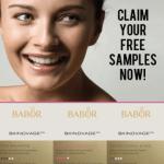 Free Babor Luxury Skincare Samples
