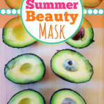 DIY Summer Beauty Mask