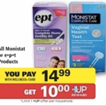 *HOT* FREE e.p.t. Complete Home Fertility Kit or Ovulation Test + High Value Coupons!