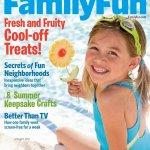 FREE 1 Year Subscription to Family Fun Magazine!