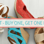 *HOT* Kmart: Buy 1 Pair of Shoes, Get a Pair for $1.00! (+ FREE $4 Cash in Surprise Points!?)