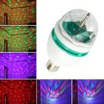 Amazon: Generic RGB Crystal Ball Effect Light E27 LED Rotating Stage Light Only $4.05 Shipped (Reg. $12.99)