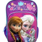 *HOT* Disney Frozen Backpack with Super Lights – Purple/Pink Only $13 (Reg. $20)