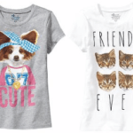 Old Navy: $5 Tees and Graphic Tees (TODAY ONLY!)