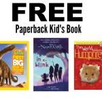 FREE Kid's Book!