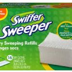 Swiffer Sweeper Dry Sweeping Refills Only $3.47 at Walmart