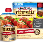 Target: Smucker's Fruit-Fulls Pouches Only $0.90