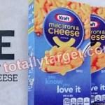 Target: Kraft Mac & Cheese Only $0.53 (Starting 8/17)