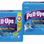*HOT* Target: Huggies Pull-Ups Night Time Training Pants JUMBO Package Only $2.99!