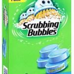 FREE Scrubbing Bubbles Toilet Drop-ins at Walmart