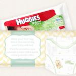 Free Sample of Huggies Baby Wipes