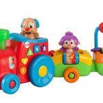 Target: Fisher-Price Laugh and Learn Puppy's Smart Train Only $19.99