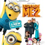 Amazon: Despicable Me 2 (Blu-ray + DVD + Digital HD UltraViolet) Only $16.49 (Reg. $29.98)