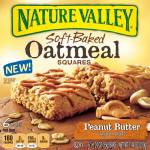 *HOT* FREE Nature Valley Soft-Baked Oatmeal Squares Box (First 10,000 Box Tops Members)