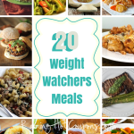 20 Weight Watchers Meals