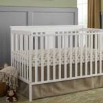 *HOT* Stork Craft Mission Ridge Convertible Crib in White Only $89.00 (Reg. $178.56)!