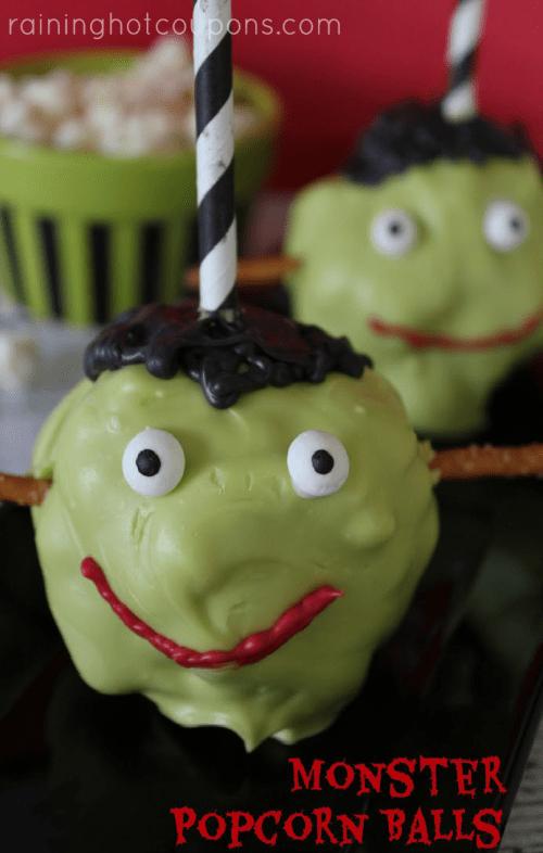 monster pop balls