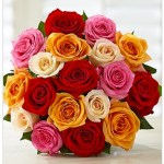 *HOT* FREE 18 Colored Roses from 1-800Flowers.com (Just Pay Shipping) $39.99 VALUE!!!