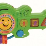 Amazon: Fisher-Price Rock and Learn Guitar Only $7.19 (Reg. $14.99)