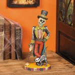 Amazon: Day of the Dead Vintage Skeleton – Halloween Decor Only $27.44 Shipped