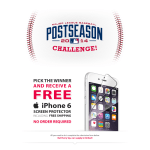 FREE Screen Protector for iPhone 6