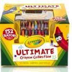 Amazon: Crayola Ultimate Crayon Case, 152-Crayons Only $13.47!