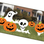 Amazon: Halloween Yard Sign Kit Only $10.48 Shipped