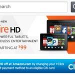 *HOT* FREE $10 Amazon Credit (Citi Credit Card Holders)