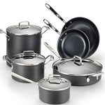 Emeril by All-Clad Hard Anodized Cookware Set, 10-Piece ONLY $99.99 (Reg. $199.99) + FREE Shipping!