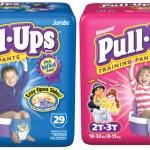 CVS: Pull-Ups Training Pants Jumbo Packs Only $4.24 (Starting 11/2)