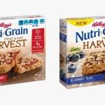 Target: Kellogg's Fruit & Oat Harvest Nutri-Grain Bars Only $0.25