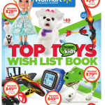 Walmart TOP TOYS Wish List Book 2014 has been Released!