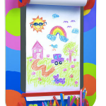 *HOT* ALEX Toys Artist Studio, My Wall Easel ONLY $29.99 (Reg. $76.99)!