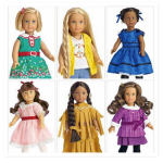 American Girl Mini Dolls and Book Only $12.80 (Reg. $23.99)
