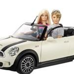 Barbie Mini Cooper & Doll Gift Set by Mattel ONLY $25.49 (Reg. $69.99)!