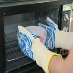 Oven Gloves ONLY $1 (Reg. $29.99)