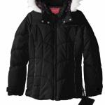 Amazon: London Fog Girls' Heavyweight Coat with Faux-Fur Hood Only $21.08 (Reg. $90!)