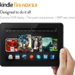 Kindle Fire HDX 8.9″, HDX Display, Wi-Fi, 32 GB ONLY $259.99 (Reg. $399.99!) + FREE shipping!