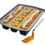 Chicago Metallic Lasagna Trio Pan ONLY $16.99 (Reg. $38.99)