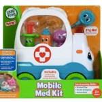 Target: LeapFrog Mobile Medical Kit ONLY $7.75 at Target (TODAY ONLY!)