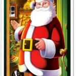 Santa Door Cover Only $4.28 + FREE Shipping