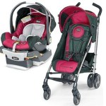 Chicco KeyFit 30 Carseat and Liteway Plus Stroller Review + My Holiday Gift Guide!